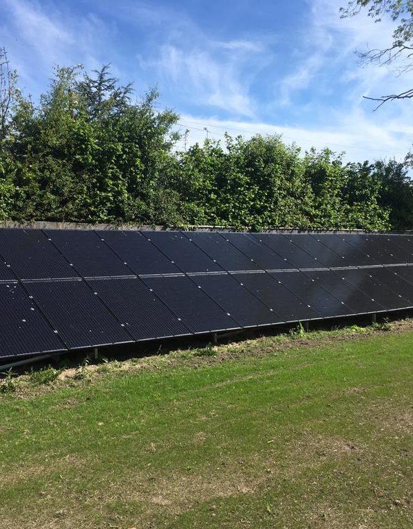 Residential SolarEdge Upgrade & Energy Storage