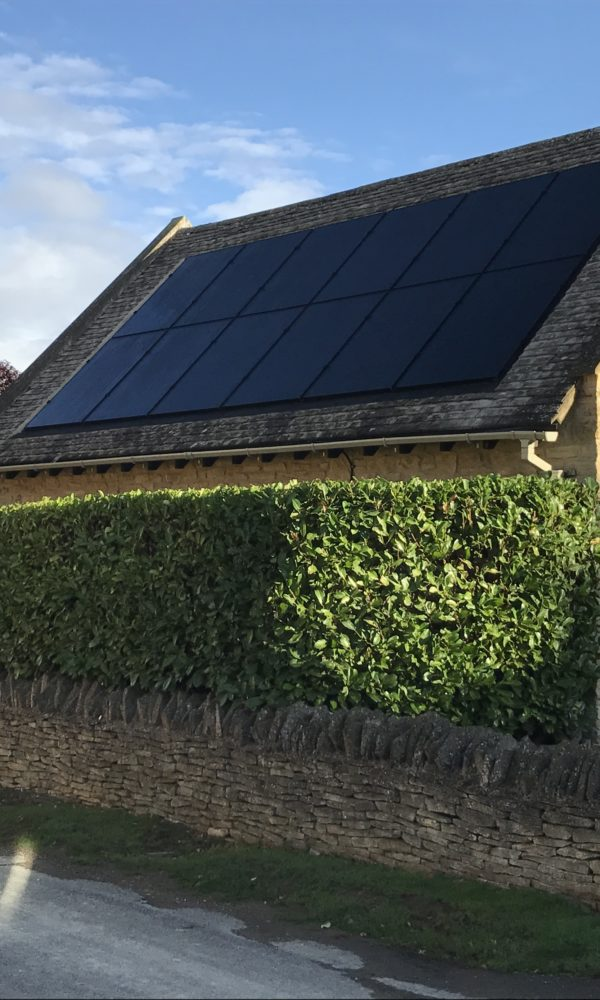 Integrated Solar with Energy Storage