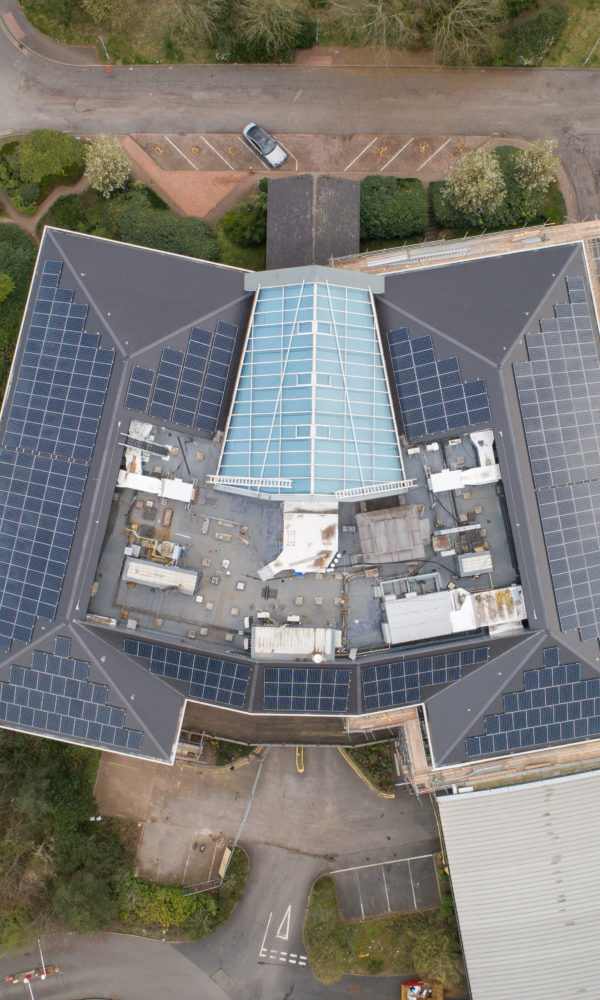 Commercial Solar Coventry